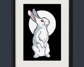 ORIGINAL : White Rabbit