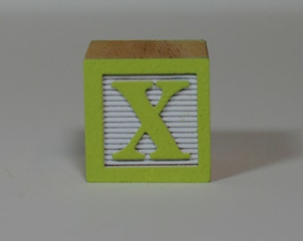 Celery on White  (Sample Wooden Block Color)