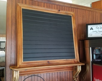 Large Restaurant Menu Board