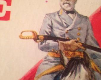 Vintage Childrens Robert E Lee Biography Random House Civil War General