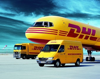 EXPRESS shipping by courier DHL, 1-4 business days WORLDWIDE