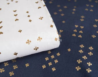 C+S - cotton lawn -  FOLLOW SUIT fabric - 50cm