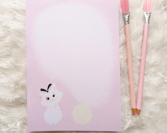 Oh! Sweety Kitty Notepad *