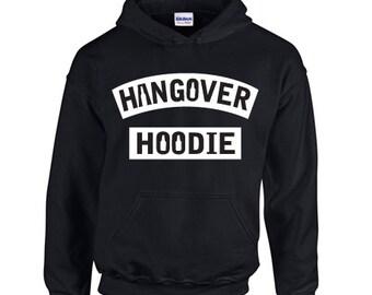 Hoodie, Hangover hoodie, black hoodie, hooded sweater, Custom hoodie, custom sweater