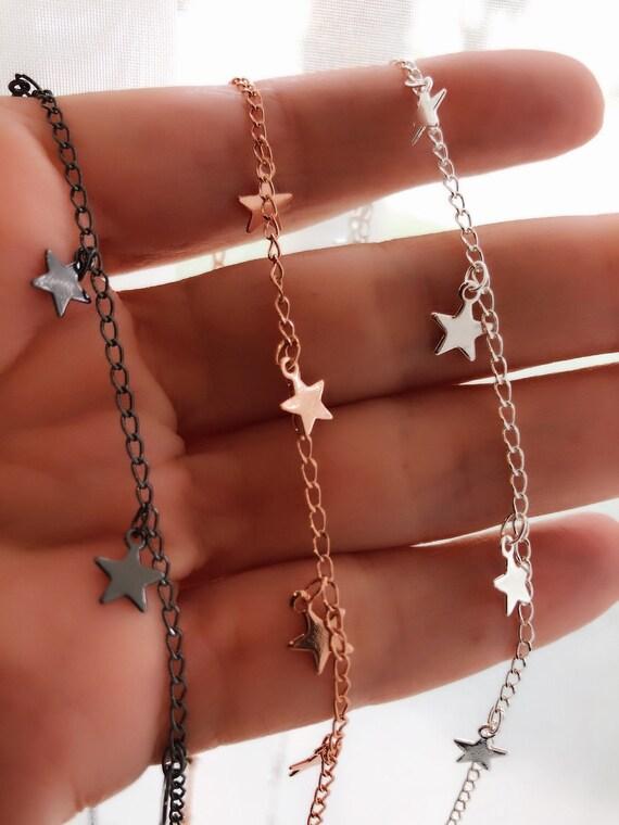 Star necklaces star jewelry boho jewelry boho wedding