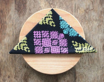 Pocket handkerchief BATIK - Bertrand-