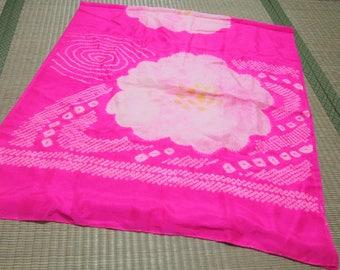 Pink Hekoobi / obi belt for kimono/ scarf