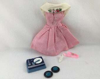 Vintage Barbie Outfit Dancing Doll #1626