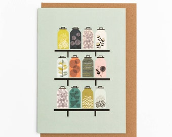 In the Pantry -  Card