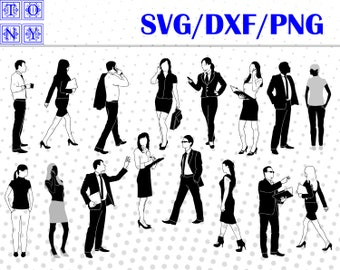 office clerk svg,dxf,png/office clerk  clipart