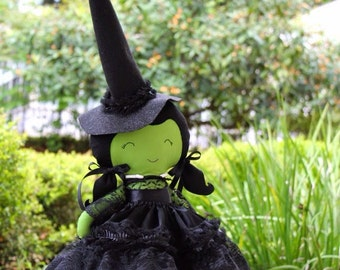 Wicked Elphaba Dolly