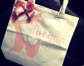 Custom Dance Tote bag