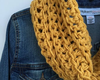 Crochet Scarf Pattern, Crochet Cowl Pattern, Circle Scarf Pattern, Crochet Pattern, Scarf Pattern, Infinity Scarf Pattern,  Cowl Pattern
