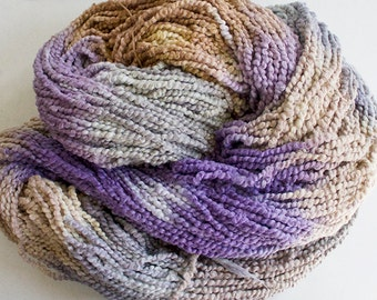 Puffin, Hand dyed cotton yarn, 8oz, 370 yds - Summer