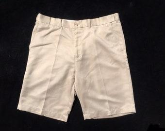 Arnold Palmer Tan Vintage Shorts (Men's 36)