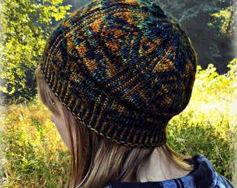 Medicine Bow Knitted Cap Pattern Download