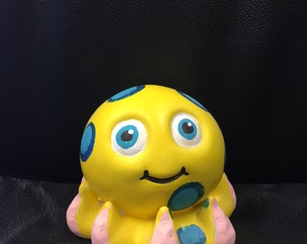 Fun Bright Octopus!