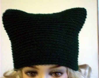 Kitty Cat Hat, Women's Rights , Cat Hat, Protest March