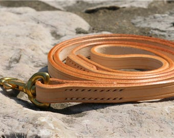Handmade Leather Dog leash Dog Lead