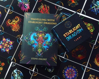 Starlight Dragon Tarot Set
