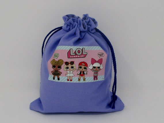 Lol Surprise Dolls Gift Bags