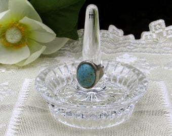 Crystal ring dish Etsy