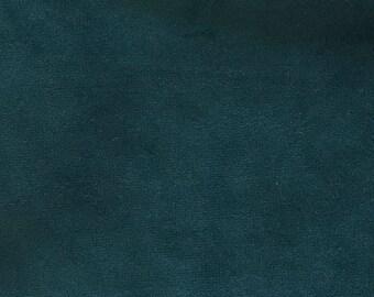 Teal Velvet Pillow Cover