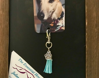 Essential Oil Diffuser Collar Charm for your furry friends