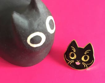 Blep Cat Pin