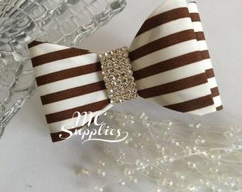 Fabric bow,bow applique,hair bow,headband bow,hair clip bow,bow for headband,baby headband bow,ribbon bow,,baby hat bow,hat bow applique,187