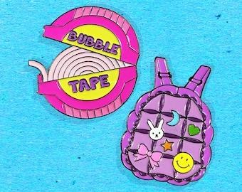 90s Babe Pins