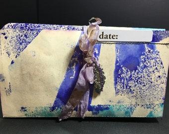 Handmade File Folder Art Journal