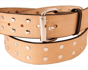 2 Row Studded Belt