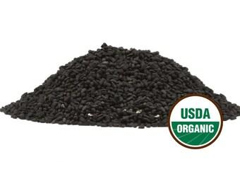 Organic Black Cumin Seed Organic Nigella Seed