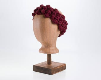 Bobble Ear Warmer - The Avery