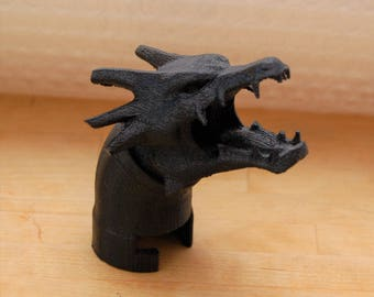 Instant Pot dragon head steam vent cover 90 degree angle for Duo models