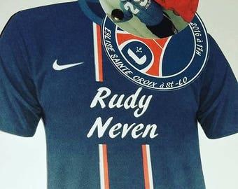 Paris Saint Germain shirt announcement