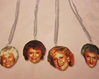 The Golden Girls Necklace
