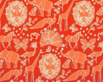 Fold Fabric  Origami Oasis