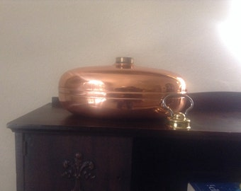 Copper Foot/Bed Warmer
