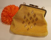Vintage Gold and Yellow B...