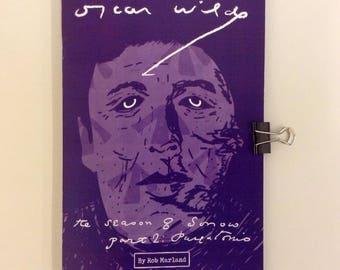 Oscar Wilde: The Season of Sorrow #2 (minicomic)