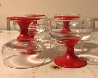 Pedestal Dessert Cups