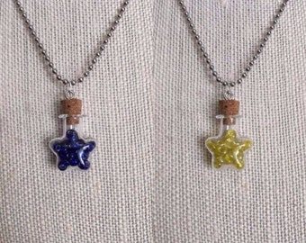 Star Stuff Necklaces