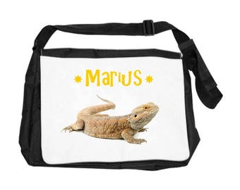Carry bag personalized with name
