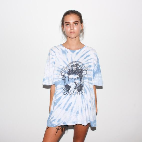Dye Rolling Stone Bob Tie Like Dylan T Promo Shirt A 80s Ix0ZaBqnwx