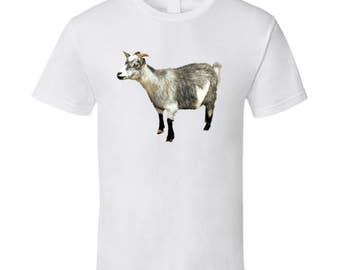 Cute Goat T Shirt