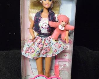 Mattel 1996 Teddy Bear Fun Hills Special Edition New in box
