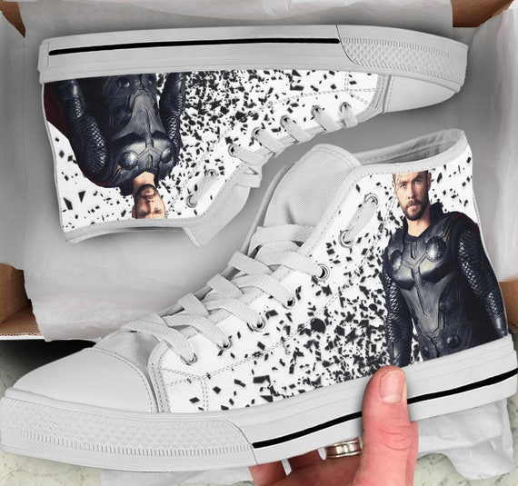 Sneakers Tops High Colorful war Thor Tops high sneakers Thor Shoes like Thor Women's Converse Looks Shoes Shoes Infinity Men's E8ww4x1Pqv