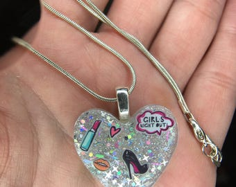 Girls night out necklace
